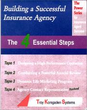 Cover of: Building a Successful Insurance Agency | Troy Korsgaden