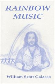 Cover of: Rainbow Music | William Scott Galasso