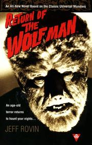 Cover of: Return oftThe Wolf Man | Jeff Rovin