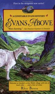 Cover of: Evans Above (Constable Evans Mystery) by Rhys Bowen