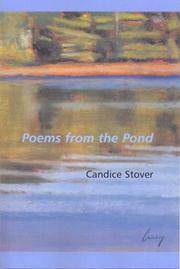 Cover of: Poems from the Pond | Candice Stover