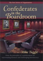 Cover of: Confederates in the Boardroom by Mike Tuggle