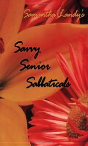 Cover of: Savvy Senior Sabbaticals | Samantha Landy