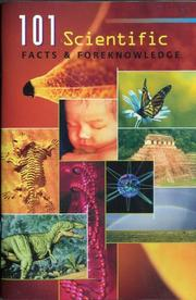 Cover of: 101 Scientific Facts & Foreknowledge | Jim Tetlow