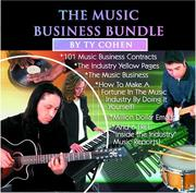 Cover of: The Music Business Bundle | Ty Cohen