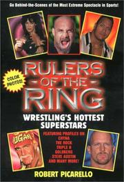 Cover of: Rulers of the Ring | Robert Picarello