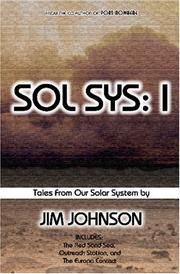 Cover of: Sol Sys 1 | Jim Johnson