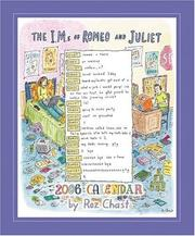 Cover of: The I.M.s of Romeo and Juliet by Roz Chast