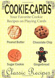 "Cover of: Cookie-Cards ""Classic Recipes"" deck of cards by Thomas Ross"