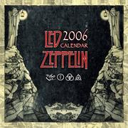 Cover of: Led Zeppelin 2006 16-Month Wall Calendar by NuVista Merchandising