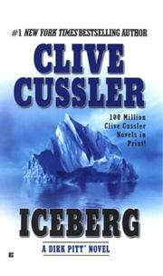 Cover of: Iceberg | Clive Cussler