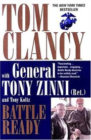Cover of: Battle Ready | Tom Clancy, Tony Zinni, Tony Koltz
