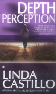Cover of: Depth perception | Linda Castillo