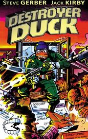 Cover of: Destroyer Duck by Jack Kirby