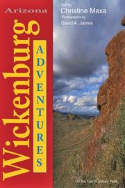 Cover of: Wickenburg Adventures by Christine Maxa