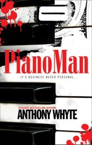 Cover of: Piano Man | Anthony Whyte