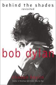 Cover of: Bob Dylan | Clinton Heylin