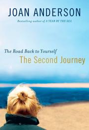 Cover of: SECOND JOURNEY, THE | Joan Anderson