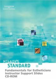 Cover of: Milady's Standard Fundamentals for Estheticians PowerPoint Program by MILADY