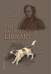 Cover of: The Naturalist's Library | Jardine, William Sir, Charles Hamilton Smith