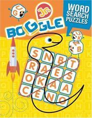 Cover of: BOGGLE Jr. Word Search Puzzles | Inc. Sterling Publishing Co.