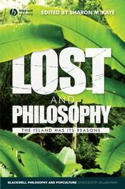 Cover of: Lost and Philosophy | Sharon M. Kaye