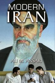 Cover of: Modern Iran | Ali Ansari