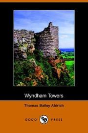 Cover of: Wyndham Towers | Thomas Bailey Aldrich