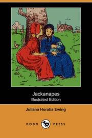 Cover of: Jackanapes | Juliana Horatia Gatty Ewing