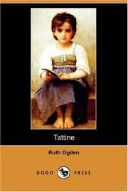 Cover of: Tattine | Ruth Ogden