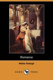 Cover of: Romance | Walter Raleigh