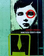Cover of: Nineteen Eighty-Four by George Orwell