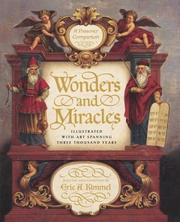 Cover of: Wonders And Miracles | Eric A. Kimmel