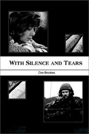 Cover of: With Silence and Tears | Don Brookes