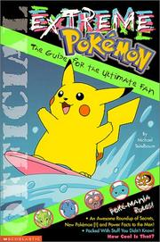 Cover of: Extreme Pokémon | Michael Teitelbaum