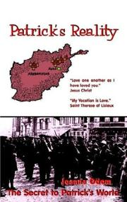 Cover of: Patrick's Reality | Joanna Odom