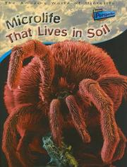 Cover of: Microlife That Lives In Soil (Amazing World of Microlife) by Parker, Steve.
