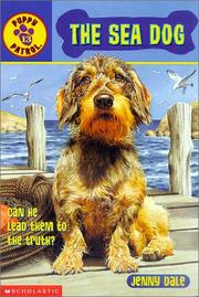 Cover of: The Sea Dog (Puppy Patrol) | Jenny Dale