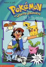 Cover of: Ash to the Rescue (Pokémon Chapter Book) | Tracey West