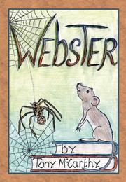 Cover of: Webster by Tony McCarthy