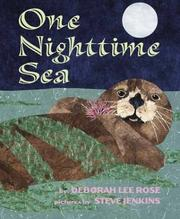 Cover of: One Nighttime Sea | Deborah Lee Rose