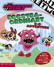 Cover of: Powerpuff Girls 3-d Book: | Tracey West