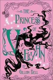 Cover of: The Princess of Veryan | Gillian Bell