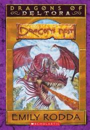 Cover of: Dragon's nest by Emily Rodda