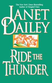 Cover of: Ride the thunder | Janet Dailey, Janet Dailey