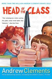 Cover of: Head of the Class | Andrew Clements