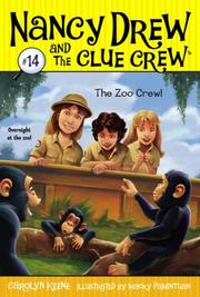 Cover of: The Zoo Crew by Carolyn Keene