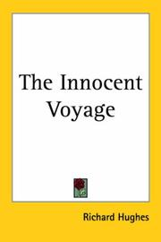 Cover of: The Innocent Voyage by Richard Hughes