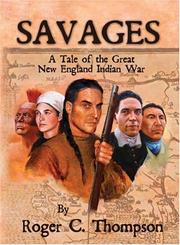 Cover of: Savages by Roger C. Thompson
