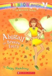 Cover of: Abigail The Breeze Fairy (Weather Fairies) by Daisy Meadows